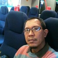Photo taken at Platform 1 by Kerox A. on 4/14/2012