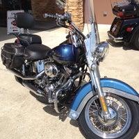 Photo taken at Northwest Harley-Davidson by Julio V. on 8/9/2012