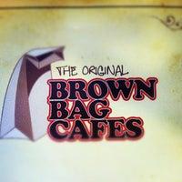 Photo taken at Brown Bag Cafe by Jer L. on 4/22/2012