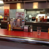 Photo taken at Ed's Easy Diner by Farhana M. on 8/30/2012