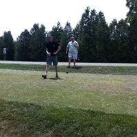 Photo taken at Deer Run Golf Course by Brian G. on 6/16/2012