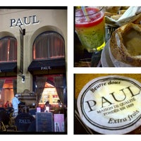 Photo taken at Paul Cafe by RA R. on 5/22/2012
