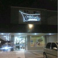 Photo taken at Supermercado Cidade Alternativo by Liellison J. on 3/9/2012