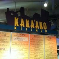 Photo taken at Kaka'ako Kitchen by Kimball A. on 9/7/2012