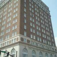 Photo taken at Francis Marion Hotel by Trissa B. on 8/27/2012
