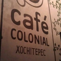 Photo taken at Café Colonial by Mokte G. on 9/2/2012