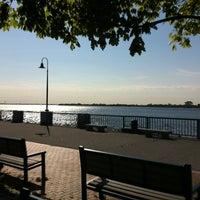 Photo taken at Canarsie Pier by Samuel I. on 5/31/2012