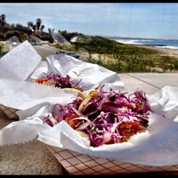 Photo taken at Beach House Tacos by Kim V. on 4/18/2012