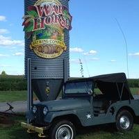 Photo taken at War Horse Brewery by Matheau M. on 8/6/2012