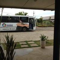 Photo taken at Corpus Saneamento E Obras by Fabio P. on 4/27/2012
