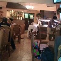 Photo taken at Maxima Irbis hotel / Максима Ирбис отель by Anton V. on 6/12/2012