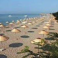 Снимок сделан в Semizkum Beach Silivri пользователем Tuncay® ✔ . 9/5/2012
