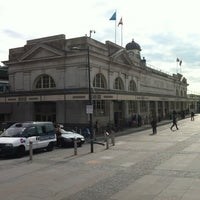 Photo taken at Cardiff Central Railway Station (CDF) by Richard B. on 6/4/2012