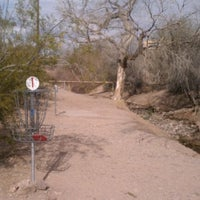 Photo taken at Papago Disc Golf by Wesley F. on 2/16/2012