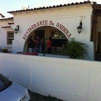 Photo taken at Restaurante Dona Ondina by Emiliano M. on 8/17/2012