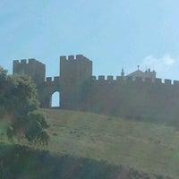 Photo taken at Castelo de Arraiolos by Luís F. on 4/17/2012