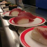 Photo taken at KuruKuru Sushi - Pearl Kai Shopping Center by troi o. on 5/15/2012