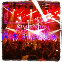 Photo taken at Hollywood Palladium by Adam H. on 8/29/2012