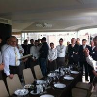 Photo taken at Olive Anatolian Restaurant by Mesut O. on 2/10/2012