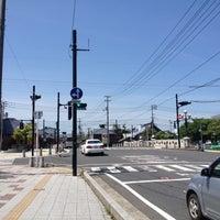 Photo taken at 鳥取市きなんせ広場交差点 by Takayoshi S. on 5/19/2012