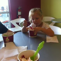 Photo taken at Menchie's Frozen Yogurt by Sarah M. on 6/3/2012