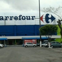Photo taken at Carrefour by Gelo Pack B. on 8/30/2012