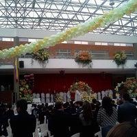 Foto tomada en Colegio Agustiniano Norte por Sofía A. el 8/25/2012
