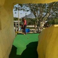 Photo taken at 76 Golf World by Derek E. on 2/11/2012