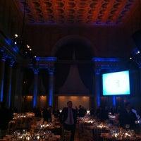 Photo taken at Cipriani Wall Street by Karen K. on 4/23/2012