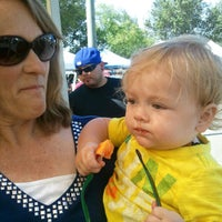 Photo taken at Visalia Farmers Market by Katie A. on 7/28/2012