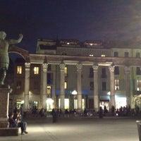 Foto scattata a Colonne di San Lorenzo da Paola C. il 3/22/2012