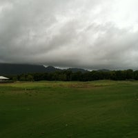 Photo taken at Puakea Golf Course by 🅱🅿️ on 7/16/2012