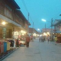 Photo taken at Chiang Khan District by เมธาวี ก. on 3/31/2012