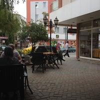 8/19/2012 tarihinde Mustafa D.ziyaretçi tarafından Diva Pastanesi'de çekilen fotoğraf