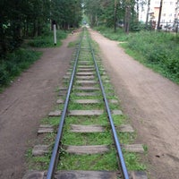 Photo taken at Лесок by Andrey K. on 8/26/2012