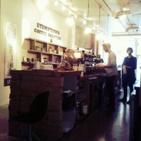 Photo taken at Lit Espresso Bar by Vivien L. on 3/4/2012