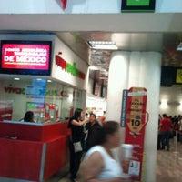 Photo taken at VivaAerobus by Samuel C. on 9/2/2012