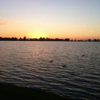 Photo taken at Hafen Hard by Christoph E. on 7/22/2012
