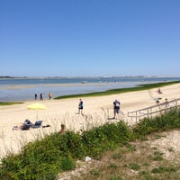 Photo taken at Barnstable harbor by Les on 6/10/2012