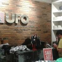 Photo taken at UFO Jeans - Florida Center by Bastián A. on 3/5/2012