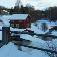 Photo taken at Tönnön museosilta by Marketta M. on 2/26/2012