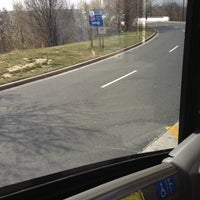 Photo taken at Megabus Stop - White Marsh Park & Ride by InTheMixWithTre on 3/17/2012