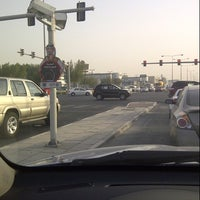 Photo taken at Ramada Intersection by Noman T. A. on 7/17/2012