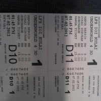 Photo taken at LFS Cinemas by mastura a. on 2/7/2012
