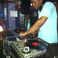 Photo taken at Alley Bar by De'Andre N. on 7/4/2012