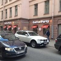 Снимок сделан в PASTA Cafe Bar пользователем F 6/30/2012
