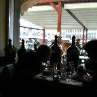 Photo taken at Ristorante Benedicta by Raphaël W. on 4/20/2012