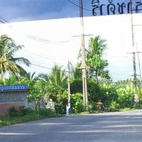 Photo taken at โรงเรียนวัดไสเสียด by Young N. on 8/4/2012