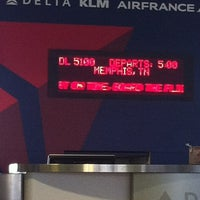 Photo taken at Gate C8 by Nae T. on 3/12/2012