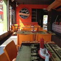 Photo taken at Billy's Gourmet Hot Dogs by John C. on 9/7/2012
